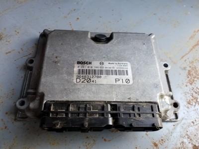 bontott motorvezérlő egység PEUGEOT BOXER (244) R/241#6499 raktárazonosítóval