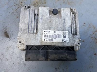 bontott motorvezérlő egység OPEL VECTRA C R/243#6445 raktárazonosítóval
