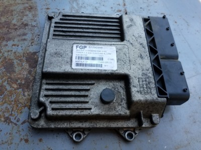 bontott motorvezérlő egység FIAT PANDA II (169_) R/245#6428 raktárazonosítóval