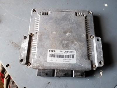 bontott motorvezérlő egység RENAULT LAGUNA II (BG0/1_) R/244#6418 raktárazonosítóval