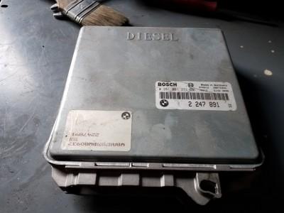 bontott motorvezérlő egység BMW 5 - IV (E39) R/244#6370 raktárazonosítóval