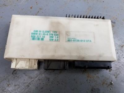 bontott grundmodul GM III (LOW) BMW 5 - IV (E39) R/244#6369 raktárazonosítóval