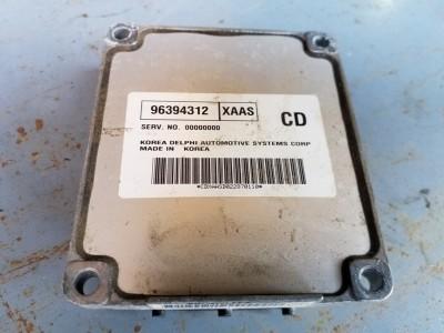 bontott motorvezérlő egység DAEWOO KALOS (KLAS) R/247#6354 raktárazonosítóval