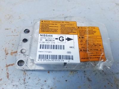 bontott légzsák vezérlő / indító NISSAN ALMERA II (N16) R/247#6310 raktárazonosítóval