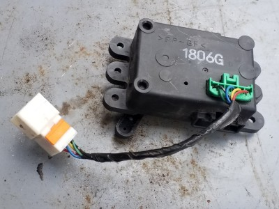 bontott fűtés állító motor MAZDA PREMACY (CP) R/252#6245 raktárazonosítóval