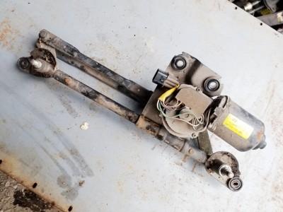 bontott ablaktörlő motor / mechanika HYUNDAI GETZ (TB) R/256#6188 raktárazonosítóval