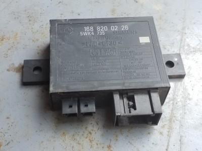bontott riasztó vezérlő MERCEDES-BENZ A-CLASS (W168) R/252#6177 raktárazonosítóval