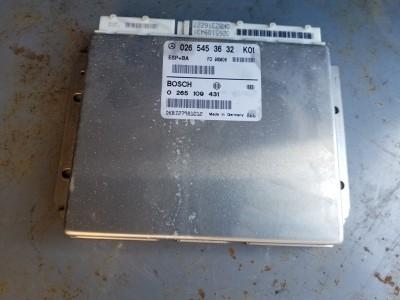 bontott ESP vezérlő MERCEDES-BENZ A-CLASS (W168) R/254#6172 raktárazonosítóval