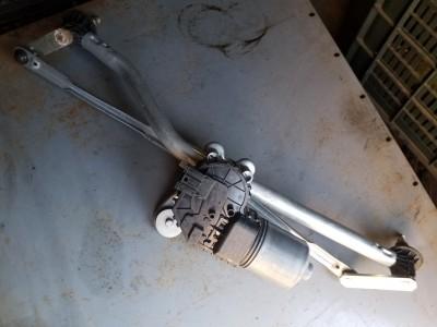 bontott ablaktörlő motor plusz mechanika BMW 3 - IV (E46) R/256#6165 raktárazonosítóval