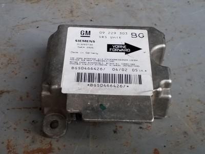 bontott légzsák vezérlő / indító OPEL ZAFIRA A (F75_) R/256#6051 raktárazonosítóval