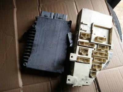 bontott motorvezérlő egység CHRYSLER STRATUS (JA) 11#3796 raktárazonosítóval