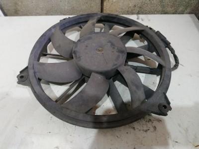 bontott hűtőventilátor CITROËN C4 II (B7) P/100#4001 raktárazonosítóval