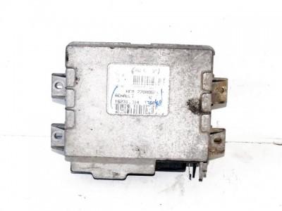 bontott motorvezérlő egység RENAULT TWINGO I (C06) 101/T00027 raktárazonosítóval