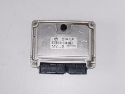 bontott motorvezérlő egység VW PASSAT (3B2) 18/T00267 raktárazonosítóval