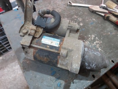 bontott önindító / indítómotor HONDA CIVIC VI (EJ, EK) P/101#5529 raktárazonosítóval