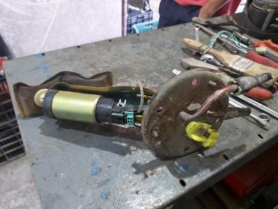 bontott üzemanyag szivattyú HONDA CIVIC VI (EJ, EK) R/031#5537 raktárazonosítóval