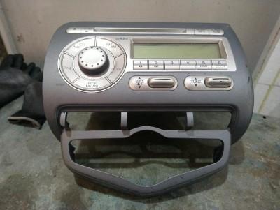 bontott gyári fejegység / rádio HONDA JAZZ II (GD_, GE3) R/228#4325 raktárazonosítóval