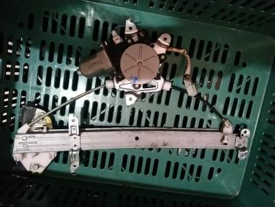 bontott ablakemelő szerkezet HONDA JAZZ II (GD_, GE3) R/229#4339 raktárazonosítóval