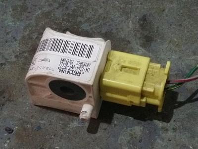 bontott légzsák szenzor HONDA JAZZ II (GD_, GE3) R/229#4349 raktárazonosítóval