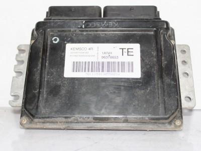 bontott motorvezérlő egység DAEWOO KALOS (KLAS) 165/GY05825 raktárazonosítóval