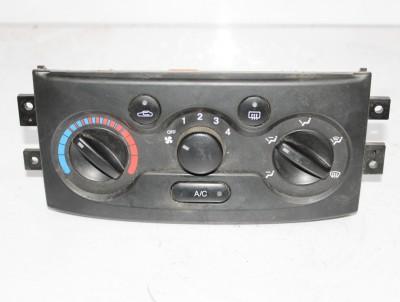 bontott fűtéskezelő panel DAEWOO KALOS (KLAS) 165/GY05830 raktárazonosítóval