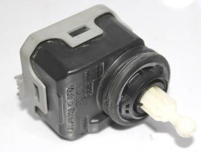 bontott fényszóró magasság állító motor SKODA FABIA I (6Y2) 346/GY05858 raktárazonosítóval