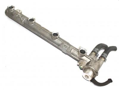 bontott üzemanyag gyűjtőcső /  nyomásszabályzó VW GOLF IV (1J1, 9B1) R/270#05899 raktárazonosítóval