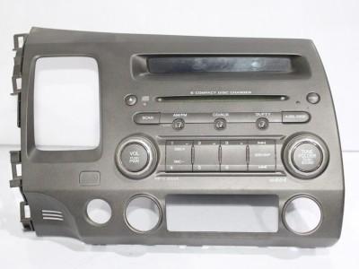 bontott gyári fejegység / rádio HONDA CIVIC VIII Saloon (FD. FA) 338/GY05576 raktárazonosítóval