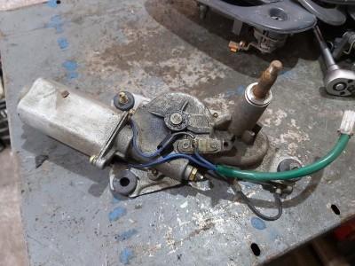 bontott ablaktörlő motor MAZDA 323 C V (BA) R/029#5486 raktárazonosítóval