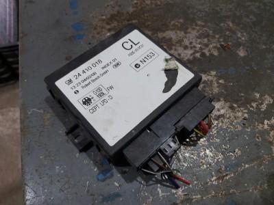 bontott központi zár modul / vezérlő OPEL ZAFIRA A (F75_) R/026#5441 raktárazonosítóval
