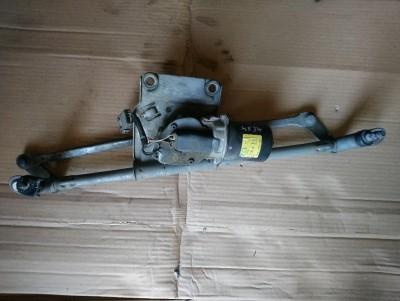 bontott ablaktörlő motor plusz mechanika PEUGEOT 406 (8B) P3/4534#3812 raktárazonosítóval