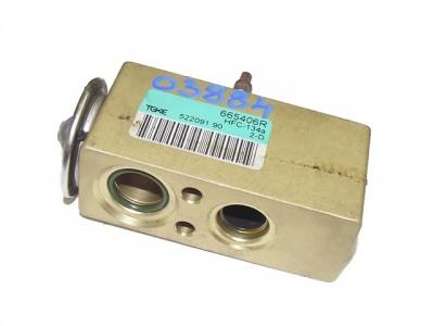 bontott expanziós szelep CITROËN C3 I (FC) 270/GY03884 raktárazonosítóval