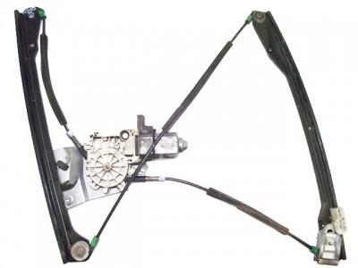 bontott ablakemelő motor / mechanika VW POLO (6N1) 50 276/GY03955 raktárazonosítóval