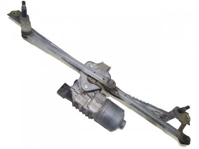 bontott ablaktörlő motor / mechanika SKODA FABIA lépcsőshátú (6Y3) 279/GY03978 raktárazonosítóval