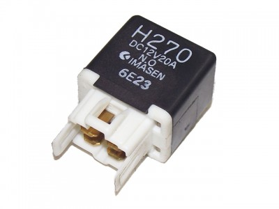 bontott H270 relé MAZDA 323 S V (BA) 284/GY04060 raktárazonosítóval