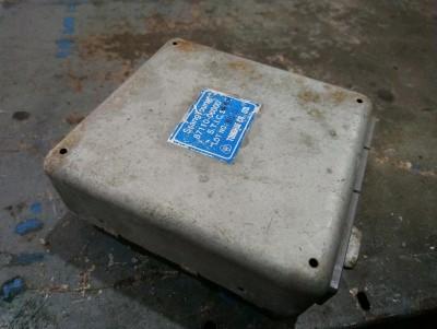 bontott motorvezérlő egység SSANGYONG KORANDO (KJ) R/020#5293 raktárazonosítóval