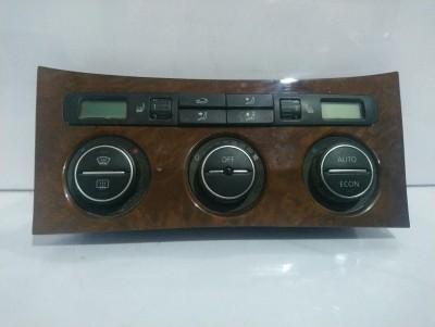 bontott fűtéskezelő / klímavezérlő panel VW PASSAT (3C2) R/009#4885 raktárazonosítóval