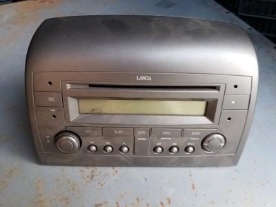LANCIA YPSILON (843_) 1.3 JTD gyári fejegység / rádio