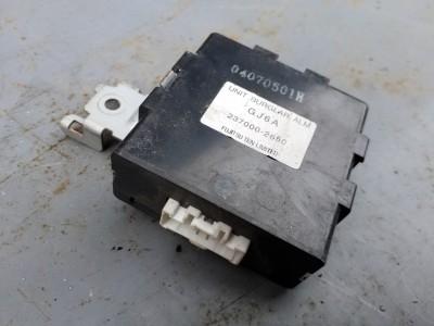 MAZDA 6 (GG) 2.0 DI riasztó vezérlő