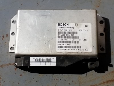 MERCEDES-BENZ VITO (638) 110 D 2.3 (638.074) automata sebességváltó vezérlő
