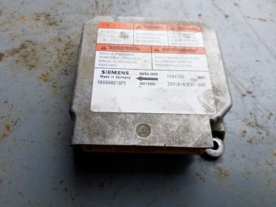 OPEL AGILA (A) 1.2 16V légzsák vezérlő / indító