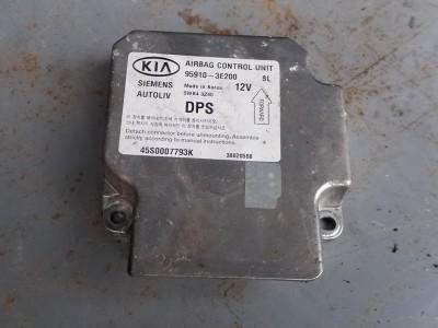 KIA SORENTO I (JC) 2.5 CRDi légzsák vezérlő / indító