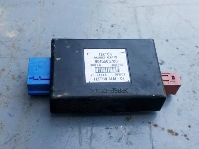 PEUGEOT 307 (3A/C) 1.6 16V riasztó vezérlő