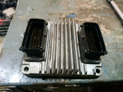 DAEWOO KALOS (KLAS) 1.4 motorvezérlő egység