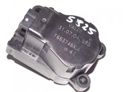 Citroen C2 fűtésbox állító motor