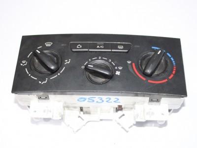 PEUGEOT PARTNER Dobozos 1.6 HDi 16V fűtéskezelő / klímavezérlő panel