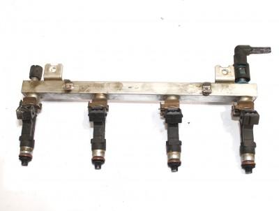 OPEL CORSA D 1.2 befecskendező szelepek / injektor híd