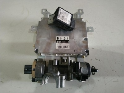 MAZDA 323 F VI (BJ) 2.0 TD motorvezérlő szett, gyújtáskapcsoló, immo