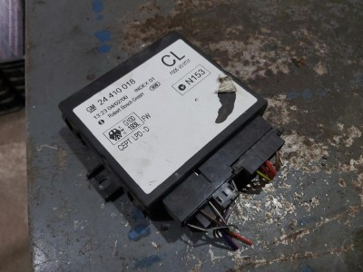 OPEL ZAFIRA A (F75_) 2.0 DTI 16V központi zár modul / vezérlő