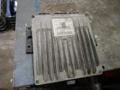 RENAULT CLIO II (BB0/1/2_, CB0/1/2_) 1.5 dCi (B/CB08) motorvezérlő egység